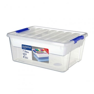 Caixa apilable STORAGE 7,9l.