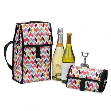 Bolsa plegable PACKIT refrigerante 2 botellas