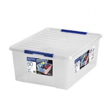 Caixa apilable STORAGE 60l.