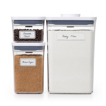 Etiquetes identificatives POP removibles - set 36 de Oxo Good Grips