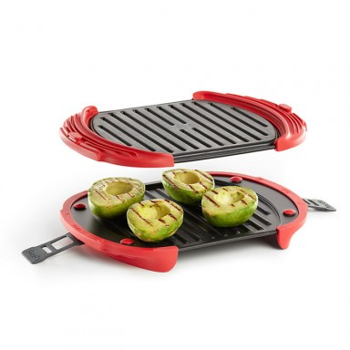 Parrilla MICROWAVE GRILL 3-4 personas