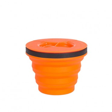 Contenedor plegable X-SEAL&GO S-215ml hermético
