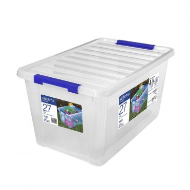 Caixa apilable STORAGE 27l.