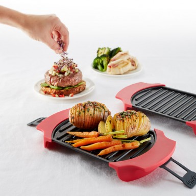 Parrilla MICROWAVE GRILL 1-2 personas