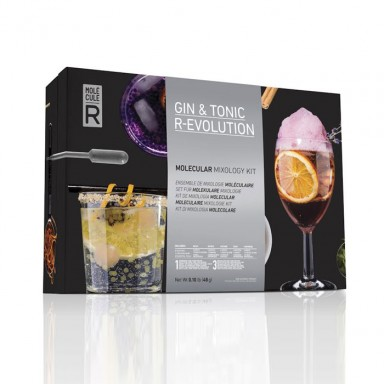 Kit R-EVOLUTION gintónic molecular